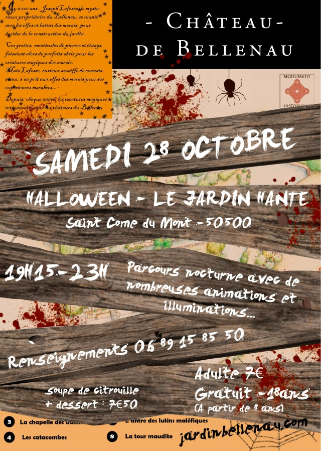 Halloween - affiche